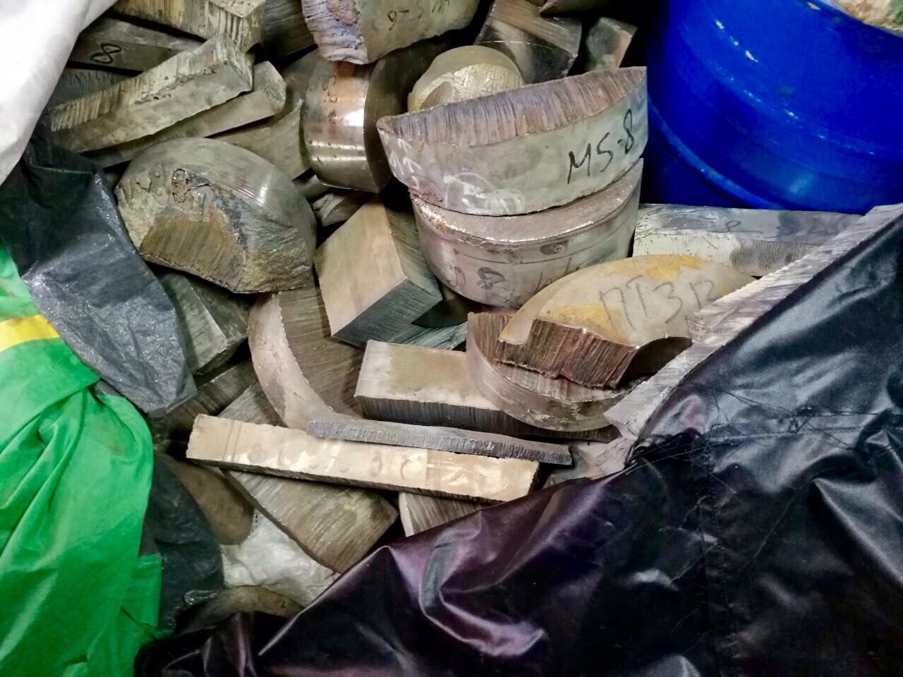 сдать металл с вывозом в Бунятино