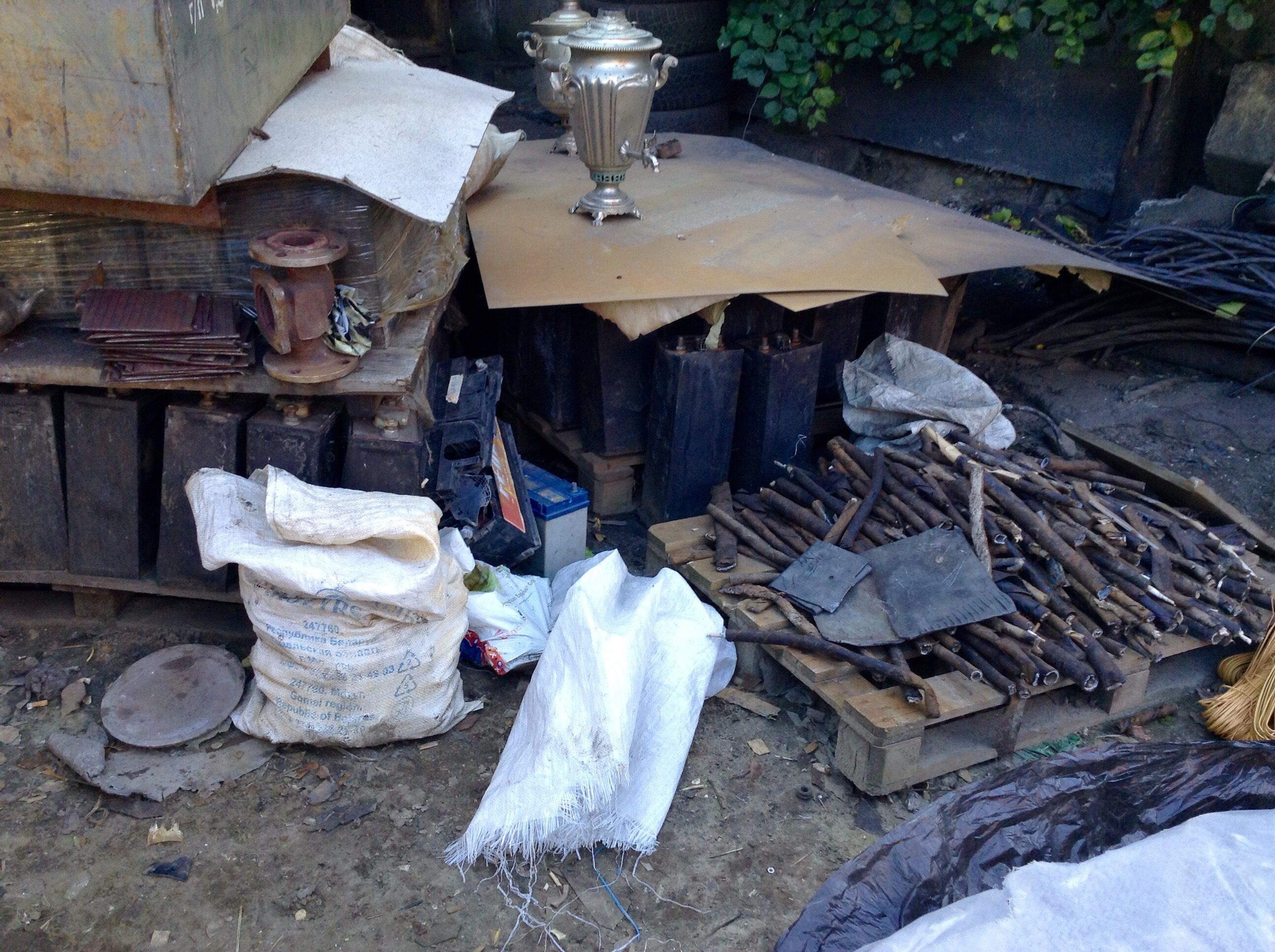 Прием цветного лома в петрозаводске сдать черный металл в Куровское